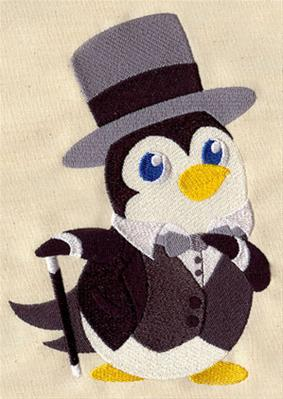 Dapper Penguin_image