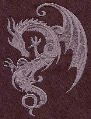 Baroque Punk Dragon_image