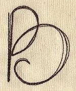 Handwriting Letter B - Uppercase_image