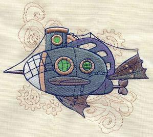 Mechanica Aquatica - Submarine_image