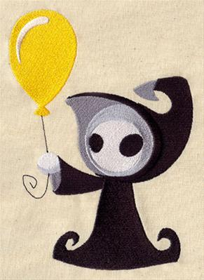 Death with Balloon_image