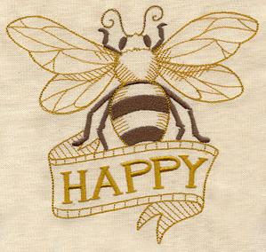 Bee Happy_image