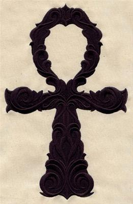 Ornate Ankh_image