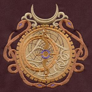 Steampunk Alchemy Astrolabe_image