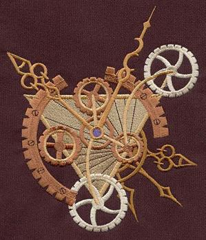 Steampunk Alchemy Clockwork_image