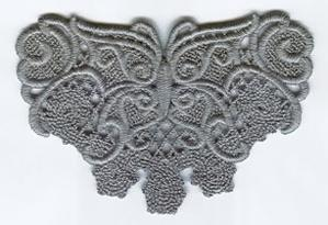 Evenfall Lace Butterfly Edging_image