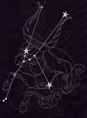 Ecliptic Constellations - Taurus_image