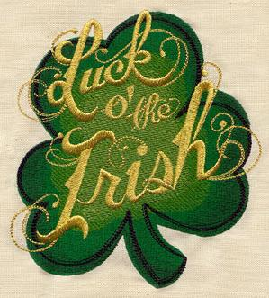 Luck o' the Irish_image