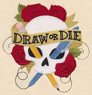 Draw or Die_image
