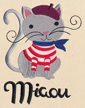 French Kitty_image