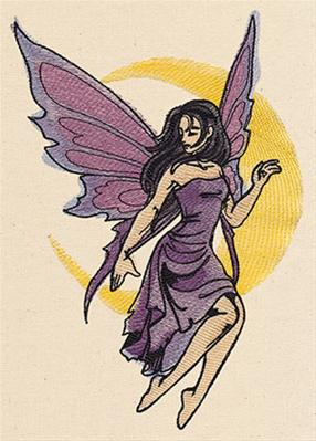 Painted Fairy_image