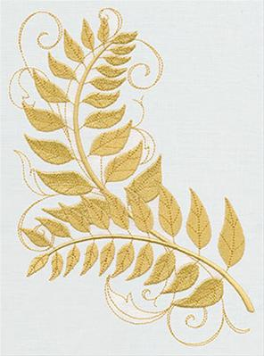 Golden Laurels_image
