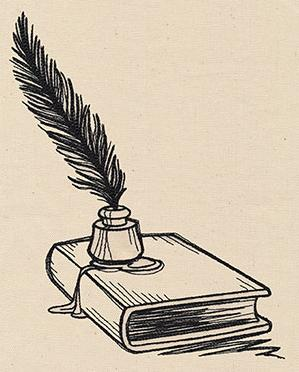 Quill and Book_image