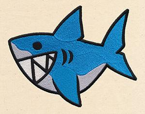 Too Cute Shark_image