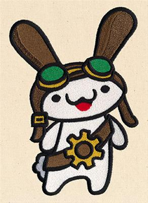 Adorable Adventure - Steampunk Bunny_image