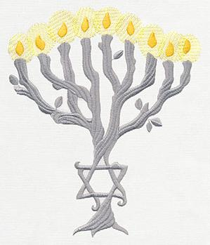 Menorah Tree_image