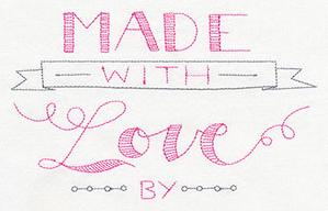 Made with Love - Made With Love By_image