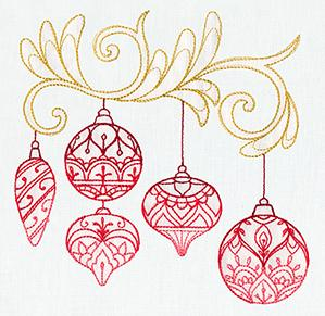 Delicate December - Ornaments_image