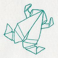 Origami Frog_image
