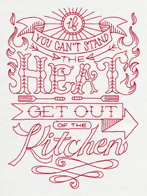 Kitchen Stitchin' - Stand the Heat_image