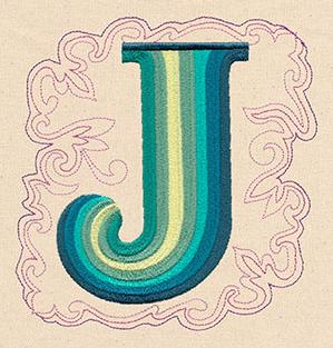 Letter Perfect - Letter J_image
