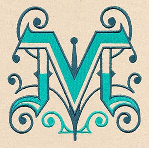 Letter Perfect - Letter M_image