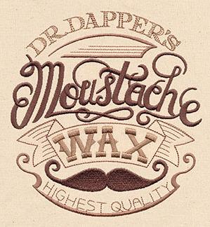 Dr. Dapper's Moustache Wax_image