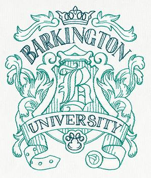 Canine Couture - Barkington University_image