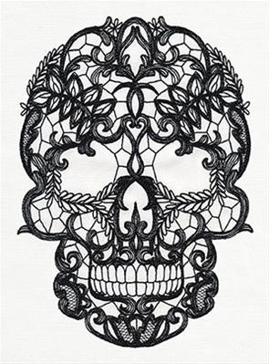 Lacy Skull_image