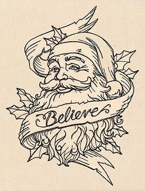 Believe in Santa_image