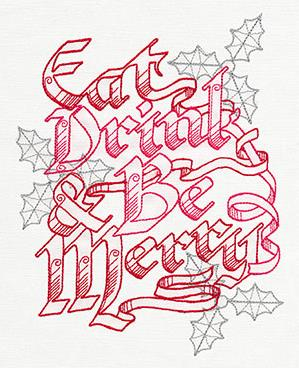 Crystal Christmas - Eat, Drink, and Be Merry_image