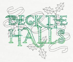 Crystal Christmas - Deck the Halls_image