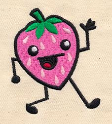 Cutie Fruit - Strawberry_image