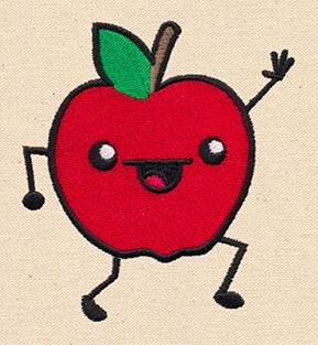 Cutie Fruit - Apple_image