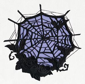 Haunted Cobweb (Cutwork)_image