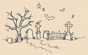 Ghostly Graveyard_image