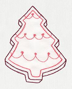Christmas Sweets - Tree Cookie_image