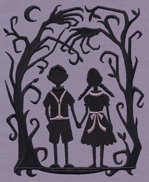 Fairytale Shadows - Hansel and Gretel_image