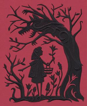 Fairytale Shadows - Red Riding Hood_image