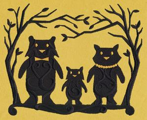 Fairytale Shadows - The Three Bears_image