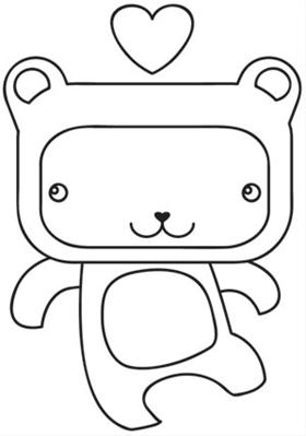 Happy Bear_image