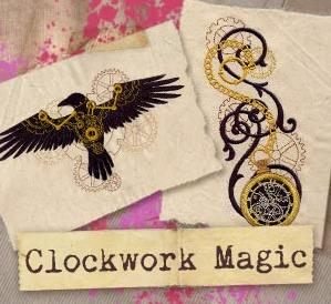Clockwork Magic (Design Pack)_image