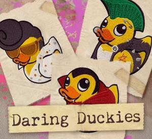 Daring Duckies (Design Pack)_image