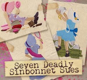 Seven Deadly Sinbonnet Sues (Design Pack)_image