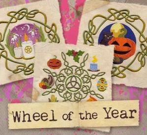 Wheel of the Year (Design Pack)_image