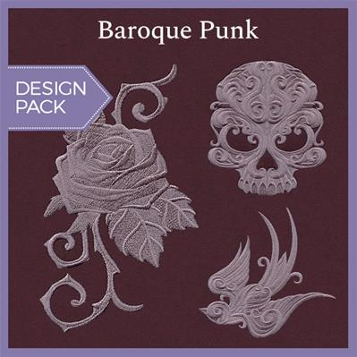 Baroque Punk (Design Pack)_image