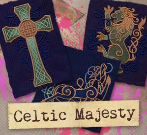Celtic Majesty (Design Pack)_image