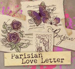 Parisian Love Letter (Design Pack)_image