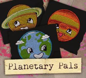 Planetary Pals (Design Pack)_image