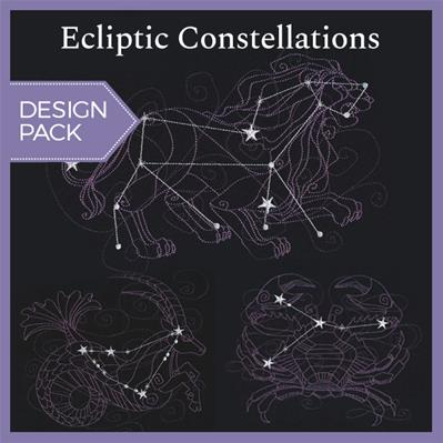 Ecliptic Constellations (Design Pack)_image